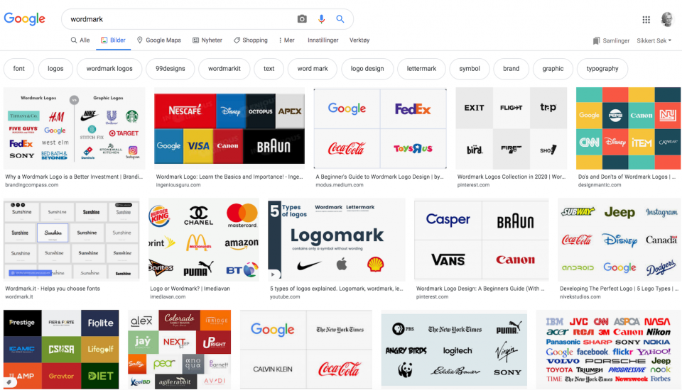Brand codes