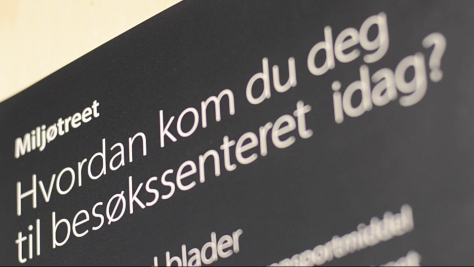 bilde av plakat med påskriften